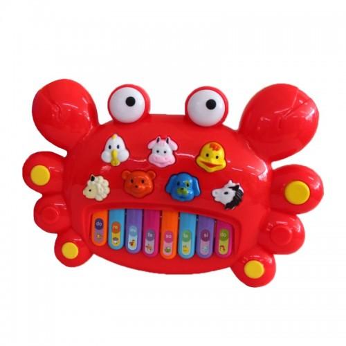 Piano Cangrejo