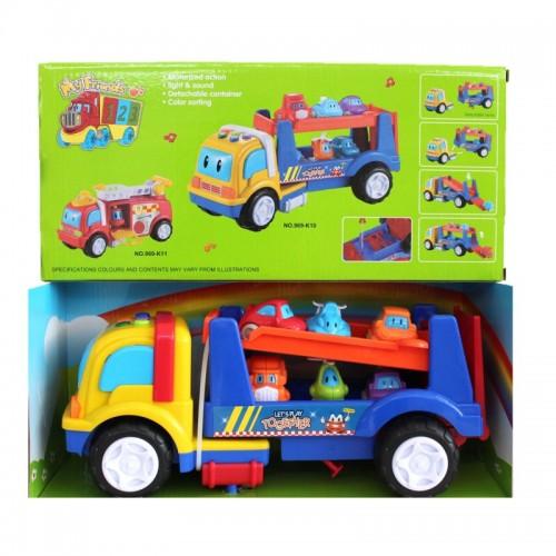 Camión Niñera Colores