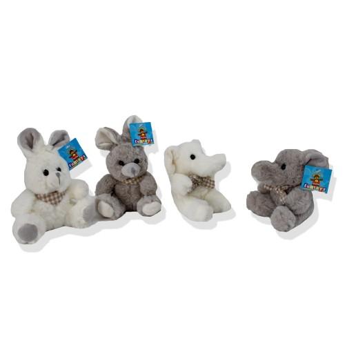 Conejo Y Elefante Corbatin