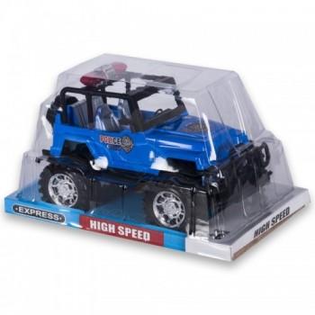 Carro Tipo Jeep De Friccion