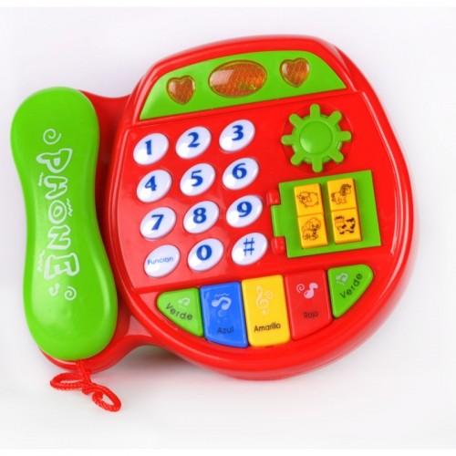 TELEFONO DIDACTICO